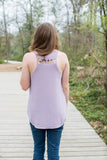 Braided Beauty Tank - Two Elle's Boutique  - 2