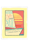 Southern Belle Raisin' Sail by Lauren James - Two Elle's Boutique  - 3