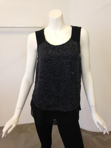 Layer Up Black Tank by Sanctuary - Two Elle's Boutique  - 1