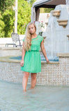 Callie Lace Dress - Two Elle's Boutique
