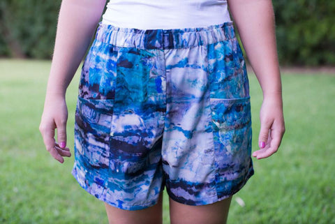 Blake Shorts by Hunter Bell - Two Elle's Boutique  - 4