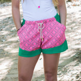 Palm Beach Shorts - Two Elle's Boutique