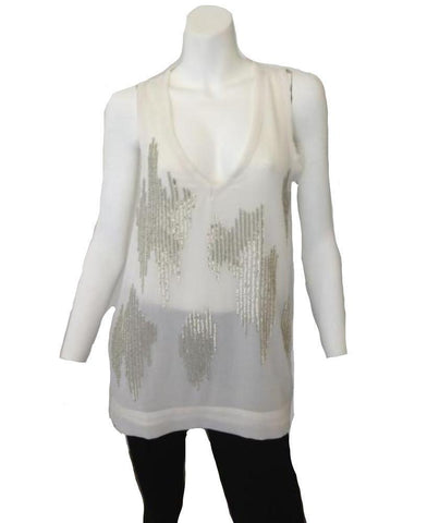 Sequin Nite Out Tank by Sanctuary - Two Elle's Boutique  - 1