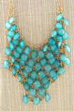 Beaded Bib Necklace - Two Elle's Boutique  - 4