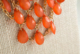 Beaded Bib Necklace - Two Elle's Boutique  - 2