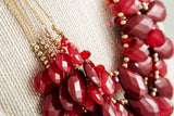 Layered Beaded Necklace - Two Elle's Boutique  - 11