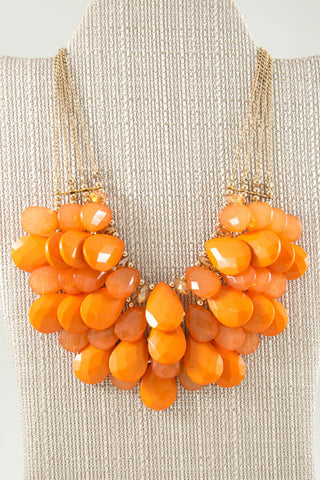 Layered Beaded Necklace - Two Elle's Boutique  - 4