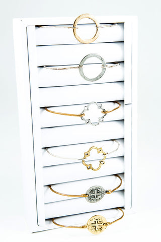 Bangle, Crosses and More - Two Elle's Boutique