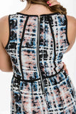 Print Dress by Olive and Oak - Two Elle's Boutique