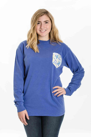 Kappa Kappa Gamma Long Sleeve - Two Elle's Boutique
