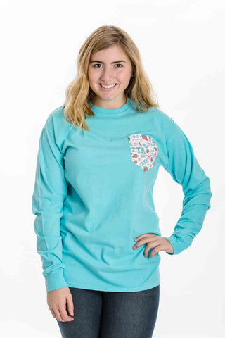 ZETA Long Sleeve - Two Elle's Boutique  - 1