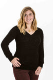 Teddybear Sweater (Black) by Sanctuary - Two Elle's Boutique  - 2