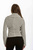 Riley Jacket in Herringbone by Amour Vert - Two Elle's Boutique  - 4