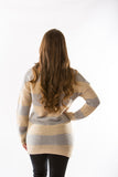 Twig Striped Sweater by Olive & Oak - Two Elle's Boutique  - 2
