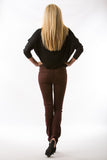 Mya Iconic Skinny, Deep Red by Articles of Society - Two Elle's Boutique  - 6