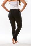 Mya Skinny in Black Ponte by Articles of Society - Two Elle's Boutique