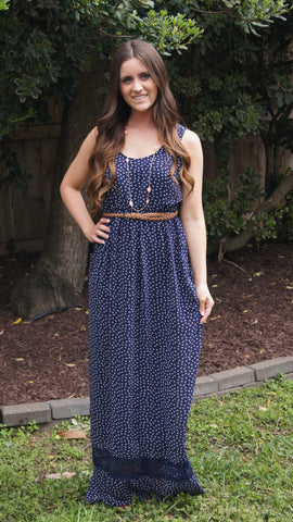 Beautiful Beaux Maxi Dress - Two Elle's Boutique  - 1