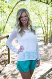 Perfect Beach Sweater - Two Elle's Boutique  - 2