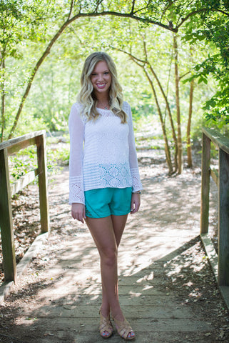 Perfect Beach Sweater - Two Elle's Boutique  - 1
