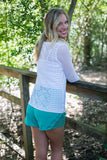 Perfect Beach Sweater - Two Elle's Boutique  - 4
