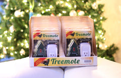 Treemote - Wireless Christmas Tree-Shaped Remote Switch