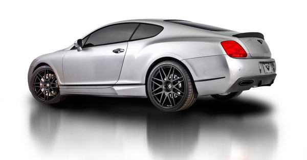 Vorsteiner Bentley Continental GT W12 Rear Bumper BR9