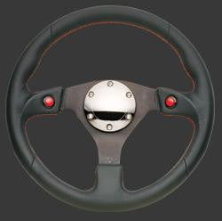 NRG Two Buttons Steering Wheel