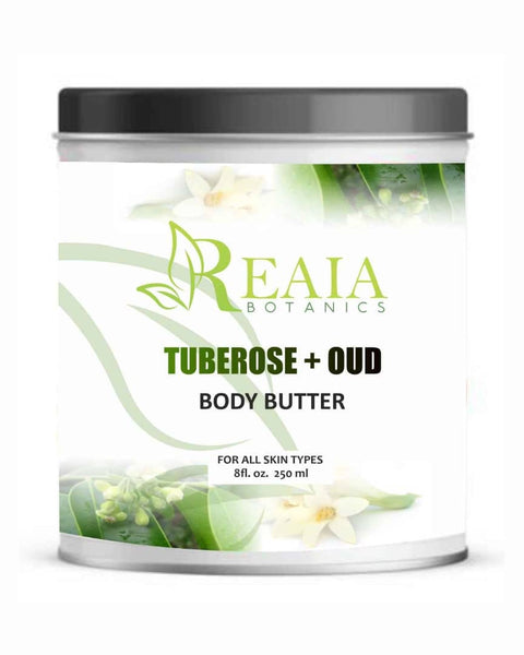 TUBEROSE + OUD BODY BUTTER