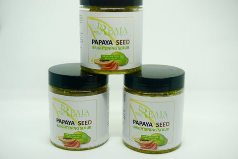 PAPAYA SEED BRIGHTENING SCRUB