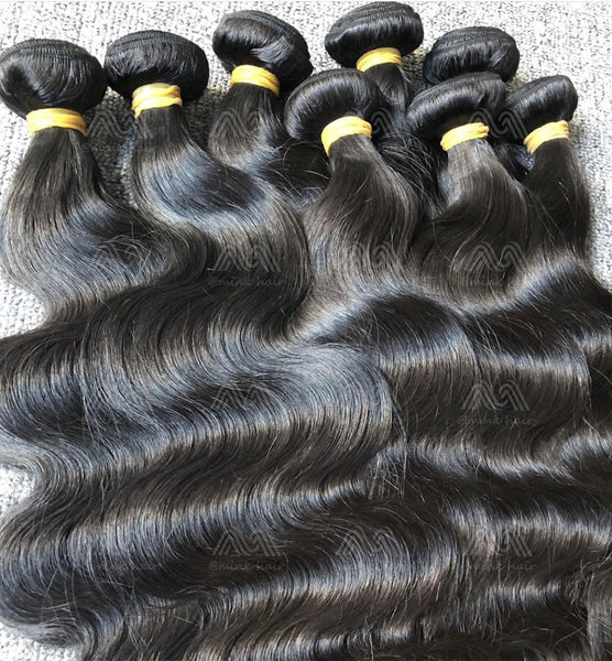 DEAL 4 - 16,18,20 (300g) - PERUVIAN BODY WAVE + Add-on (click for info)