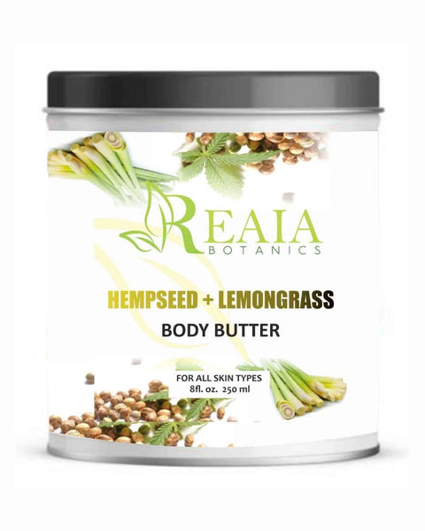 HEMPSEED + LEMONGRASS BODY BUTTER