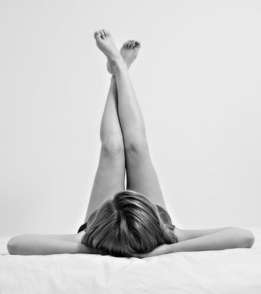 Balance Tip - Turn Your Legs Upside Down