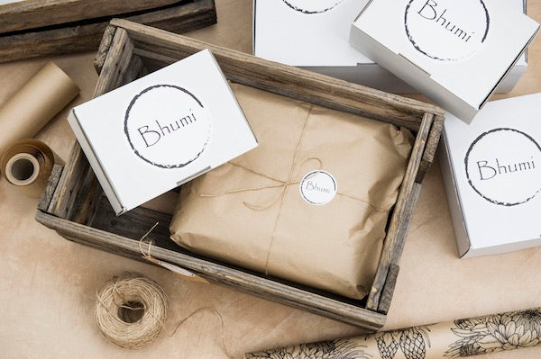 Reduce Reuse Recycle - The Bhumi Packaging Difference
