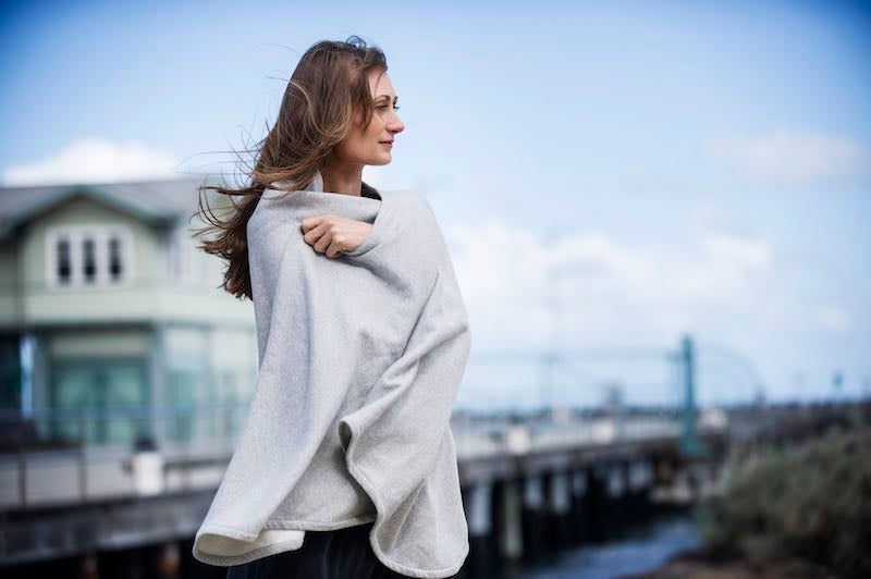 Bhumi Organic Cotton - Fleece Wrap