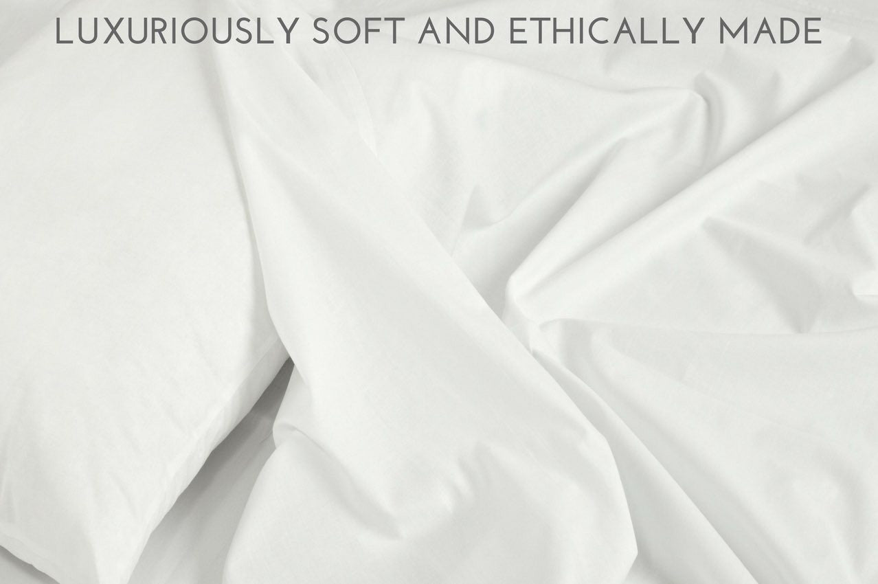 Bhumi Organic Cotton - Fitted Sheets
