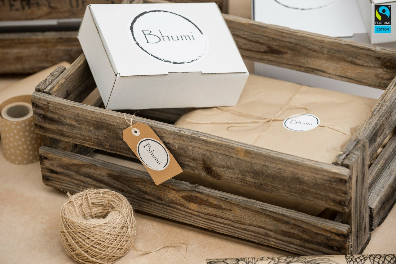 Bhumi Organic Cotton - Sustainable Luxury