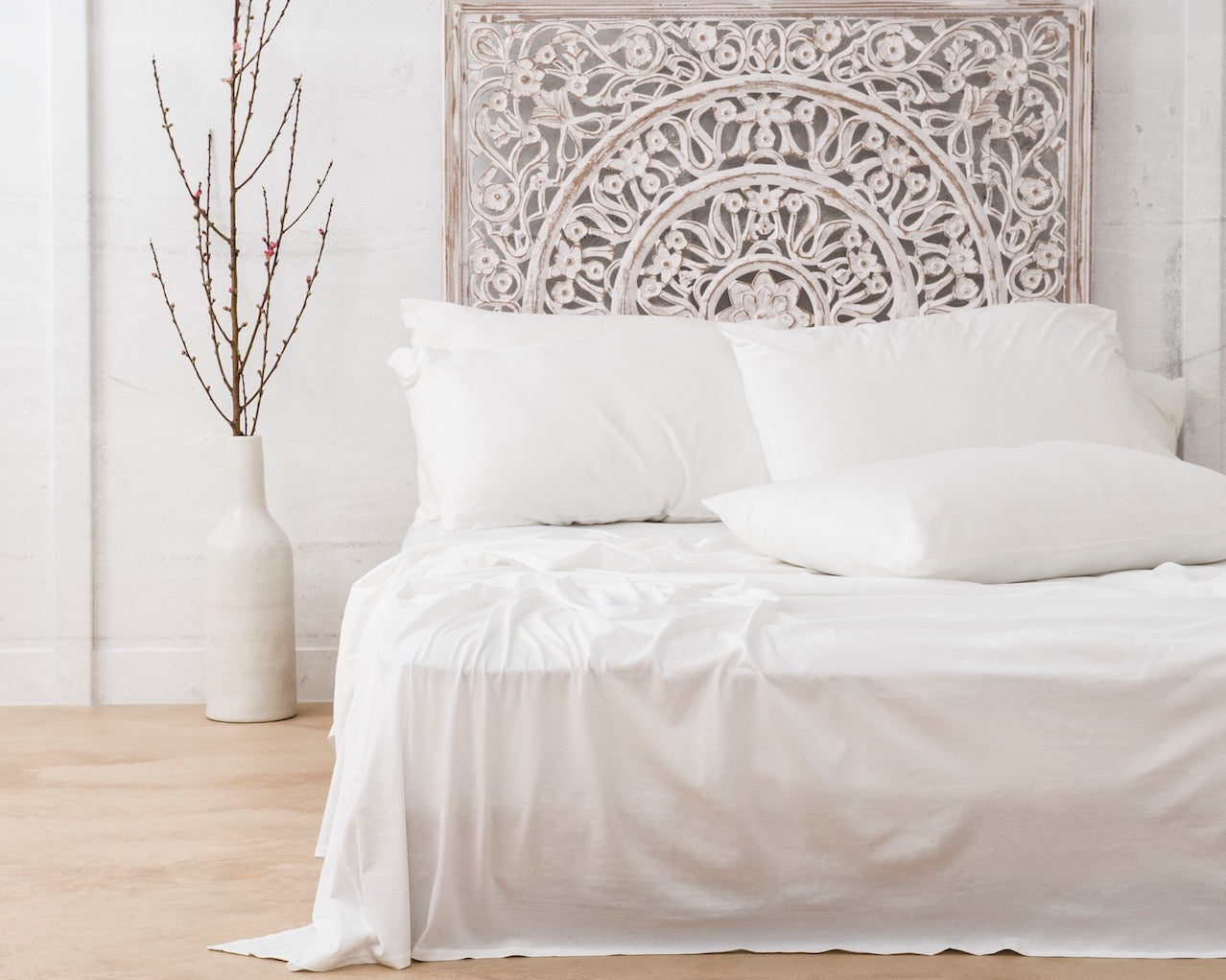 Bhumi Organic Cotton   Jersey Bedding