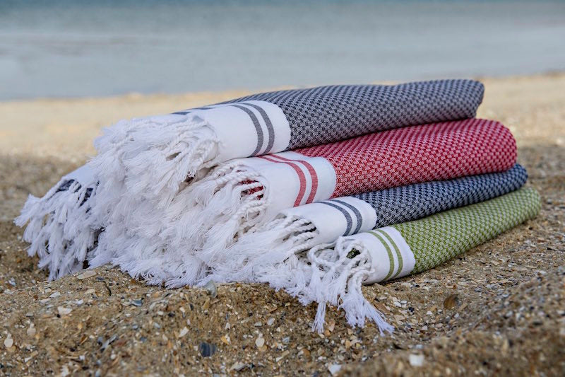 Bhumi Organic Cotton - Turkish Khadi Towels