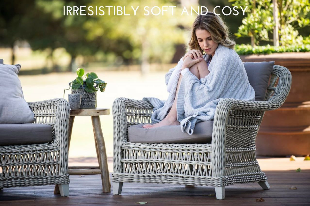 Bhumi Organic Cotton - Throws