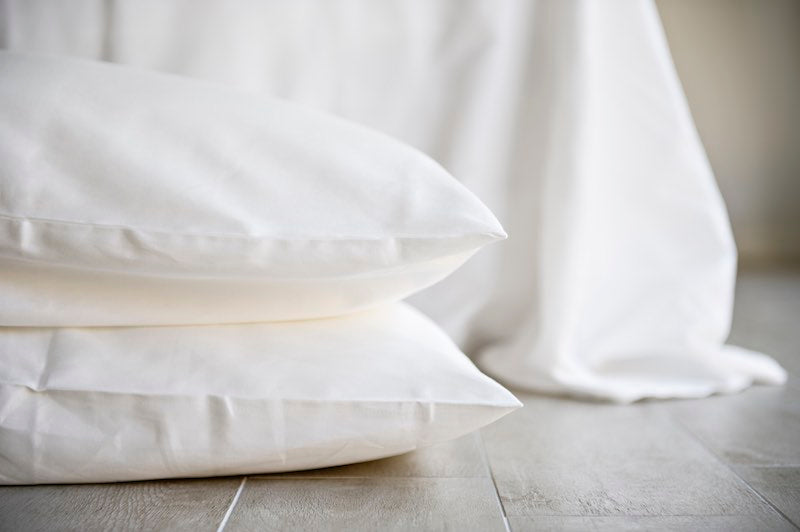 Bhumi Organic Cotton - White Sheets