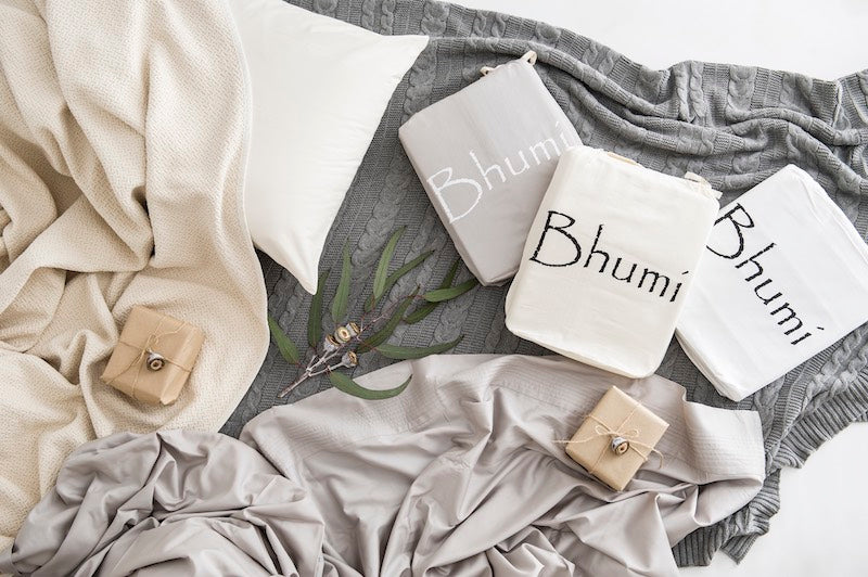 Bhumi Organic Cotton Bedding