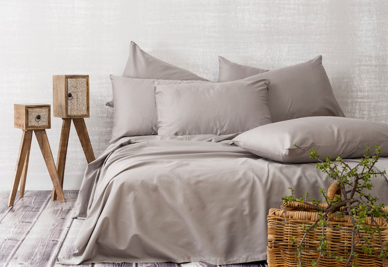 Bhumi Organic Cotton - Sateen Bedding