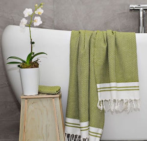 Turkish Khadi Bath Towels