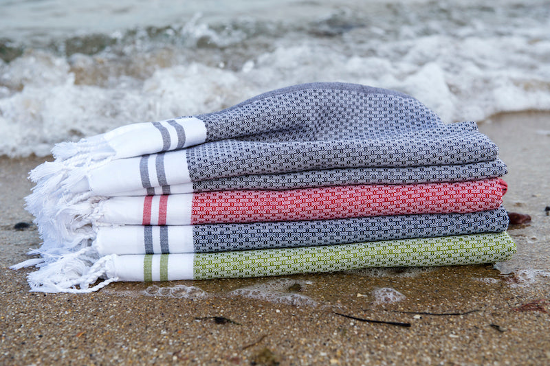 Bhumi Organic Cotton | Khadi Towels, perfect for the beach!