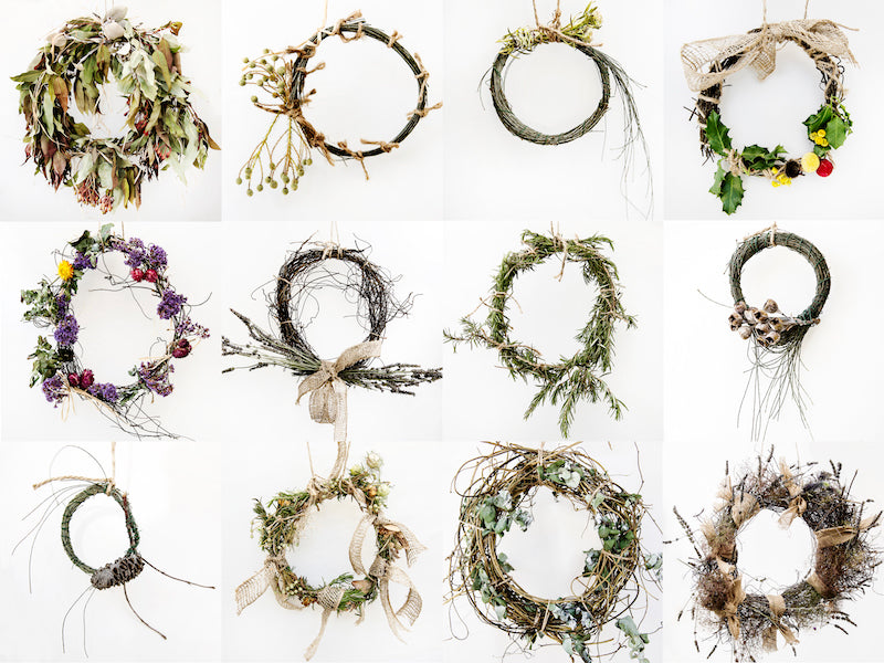 Bhumi Organic Cotton - Wreaths