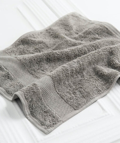 Bhumi Organic Cotton - Wash Cloth - Grey