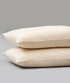 Bhumi Organic Cotton - Flannel Pillow Cases (pair) - Natural