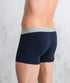 Bhumi Organic Cotton - Trunks Mid Length (2 Pack) - Navy