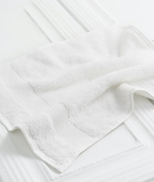 Bhumi Organic Cotton - Wash Cloth - White
