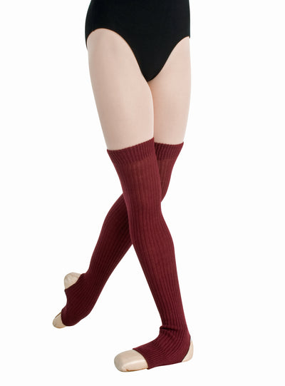 "Body Wrappers 27"" Personalized Legwarmers (194)"
